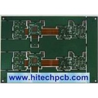 4L Rigid-Flex PCB Board