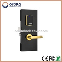 Push to Open Lock Smart Card Hotel Lock