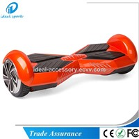 Fashion The Transformers Style 6.5 inch LED Smart Electric Scooter Board with Bluetooth