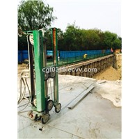 Hydraulic Wire Saw and Diamond Wire Saw