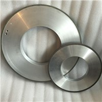 resin bond diamond grinding wheel for thermally sprayed coating grinding