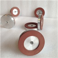 1A2 Resin bond diamond grinding wheels for tungsten carbide