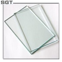 Clear Float Glass for decoration