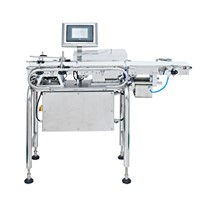 Automatic Check Weigher machine for fish