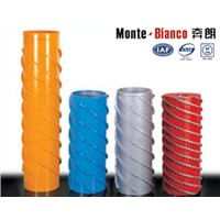 Diamond calibrating roller diamond tiles roller Monte-bianco factory direct diamond roller