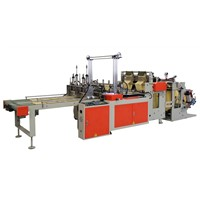 Dual Channel High Speed No-Stretching Bag Making Machine. Chzd-900h