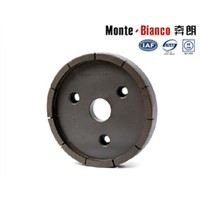 Metal-Bond Diamond Chamfering Wheel for ceramic tiles chamfering