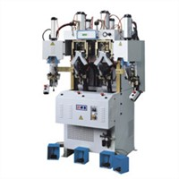 Two cold and two hot economy after the heel molding machine HC360