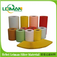 bus filter paper rolls acrylic resin paper filter papers