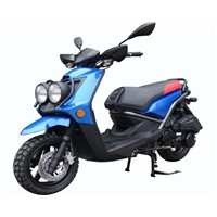 150cc Moped Single cylinder 4 stroke 12inch rim Front Disk