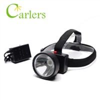 Adjustable Beam Angle LED Headband Caving Lamp with Rechargeable Battery