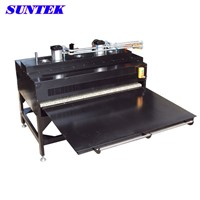 Black Heat Press Transfer Cheap Heat Press Machine for T-Shirts