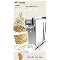 Counter Top Model Soft Ice Cream Machine Frozen Yogurt Machine TC282S