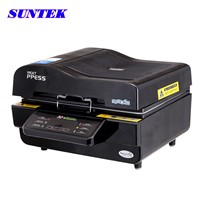 Heat Press Transfer Vacuum Sublimation Hot Stamping Press in Machine
