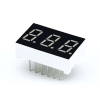 LED Display,7 segment,LED signage,Digit Display,TOT-3301