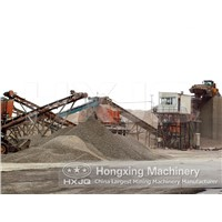 Mineral Stone Crushing Plant with Large Capacity/ 50~800T/H Artificial Stone Production line
