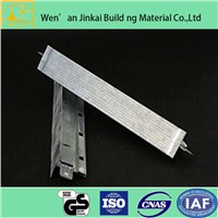 suspended gypsum board ceiling t37 t shape profile