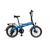 2015 E-Joe Epik Se Folding Electric Bicycle