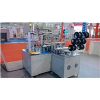 Full Automation Solar Cut Cell Stringer Machine for Cut Cell Soldering