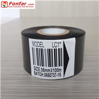 LC1* Production Date Stamping Foil 35mm*100m