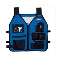 Professional Tool Vests Jackets With Many Pockets