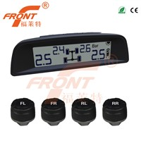 2016 new solar power tire prussure monitoring system TPMS