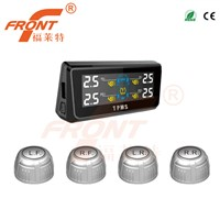 hot sales tire pressure monitoring system solar power tpms