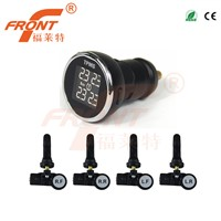2016 new tire pressure monitoring system cigarette lighter power tpms