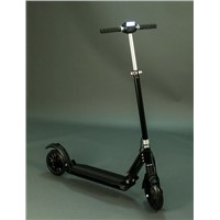 E-TWOW 33V FOLDING ELECTRIC SCOOTER, BLACK/WHITE