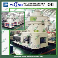 wood sawdust/rice husk/straw pellet mill machine