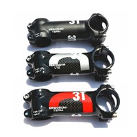 3T ERGOSUM Aluminum Package Carbon Fiber Stem Road/MTB Bicycle Stem 31.8*80/90/100/110mm