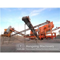 Large Capacity Basalt Crushing Plant for Sale