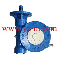 MY-D series electric worm gear actuator ,worm gear actuator use for electric valves