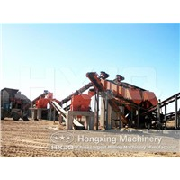 Rock Phosphate 30-800 tph Crushing Production Line