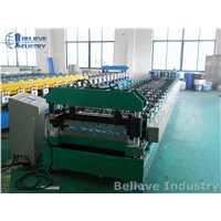 Roof Wall Cladding Roll Forming Machine
