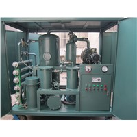 Water Content Less Than 4PPM Transformer Oil Purification Systems