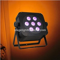 7X15W RGBAW Puck Blizzard Light Wedding Decoration Light