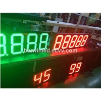 888.88 led gas price sign/Led gas station signs