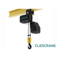 CCH Series 2 ton electric chain hoist with electric trolley US $100-10000 / Set ( FOB Price)