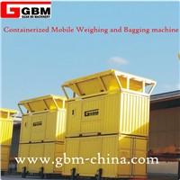 Port Hopper Containerized Mobile Weighing and Bagging machine