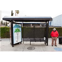 Bus shelter for Public