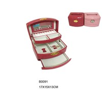 Handmade jewelry case (B0091)