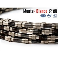 Monte-bianco Diamond Wire Saw For cutting wire saw diamond wire saw for stone