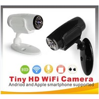 P2P pinhole battery operated wireless security very very small hidden camera