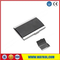 Slim Titanium Name Card Holder for Gifts