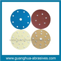 Velcro Sanding Disc with Holes