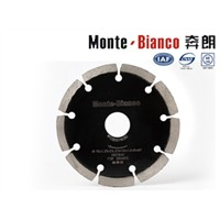 whole sintered diamond cutting disc saw blade for glaze tiles form Monte-bianco factory direct