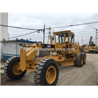 Used CAT Motor Grader 140H ,Second Hand CAT Motor Grader 140H