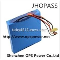 14.8V37.4ah Battery for Telecom/Solar/UPS/Home Solar System
