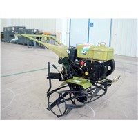 176 diesel mini tiller with weeding machine
